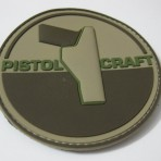 Pistolcraft 3D PVC Patch – Multicam
